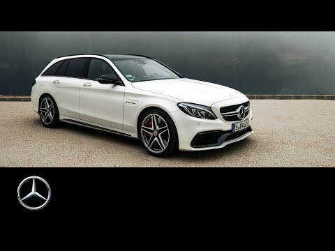 Mercedesbenz C Class Wagon Универсал класса C - рекламное видео 2