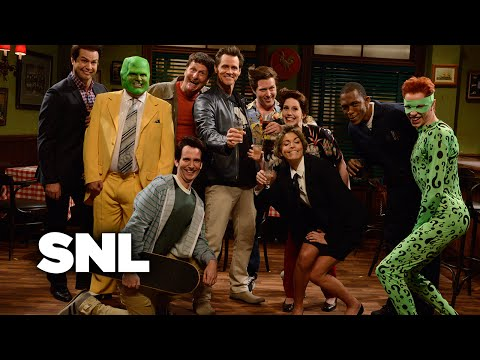 Carrey Family Reunion - SNL