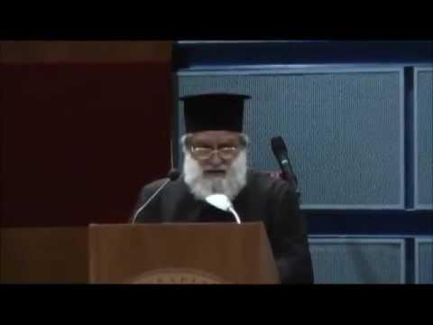Παρουσίαση Α΄ τόμου των έργων του Μακαριστού Αρχιεπισκόπου Χριστοδούλου