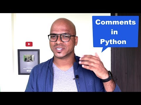 mp4 Python Comment, download Python Comment video klip Python Comment