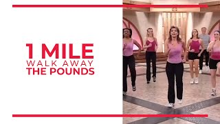 Walk Away The Pounds 1 Mile | Walk At Home