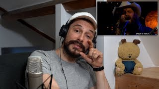 Vocal Coach Reaction   Chris Stapleton | Tennessee Whiskey (Austin City Limits Performance)