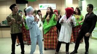 Yel Yel BPJS Ketenagakerjaan Makassar