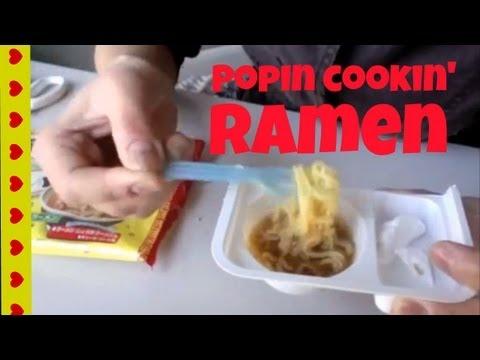 Popin Cookin Ramen Noodles – Whatcha Eating? #3
