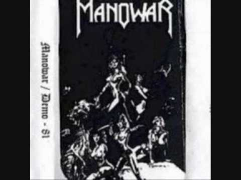 Manowar Shell Shock Demo 1981