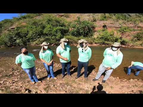 AGRADECIMENTOS - Soltura de alevinos no Rio Garças.