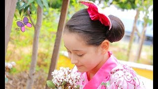 Hairstyle For Japanese Costume | Easy Hairstyles | Chikas Chic
