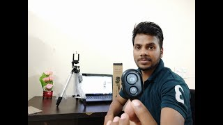 Cheap & Best Tripod review |Bluetooth tripod for mobile & camera|DK 3888 tripod unboxing