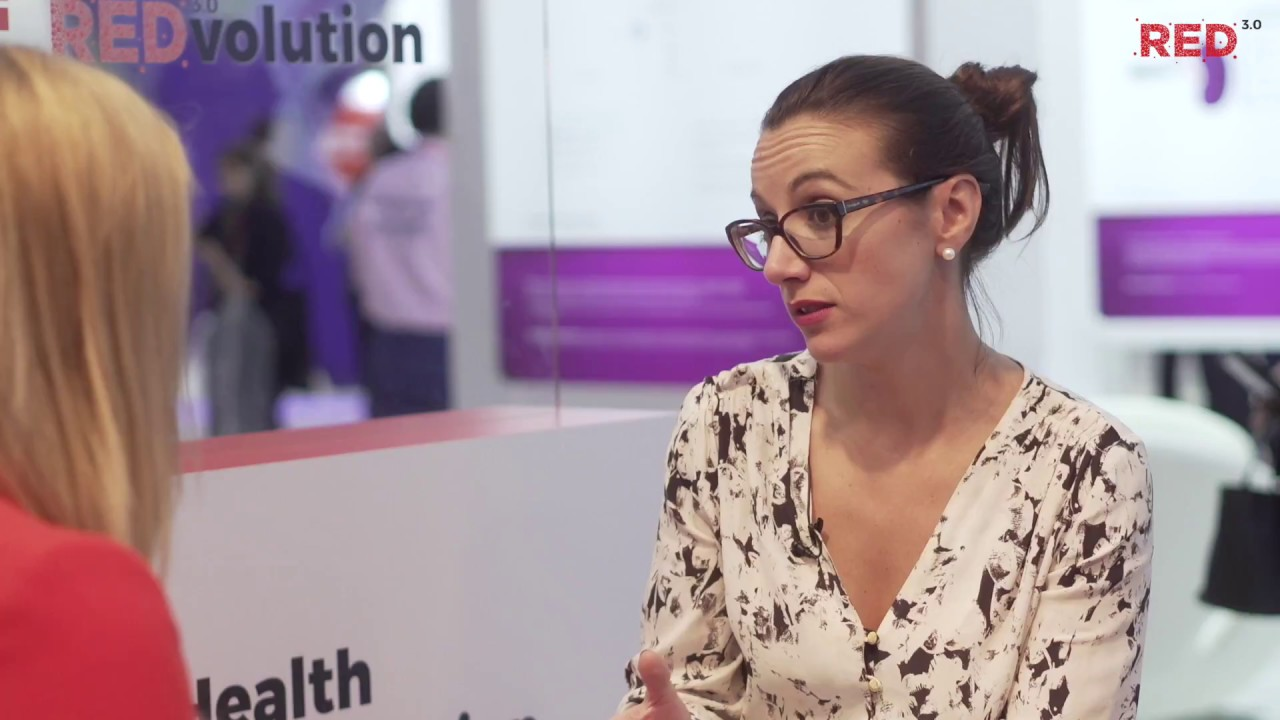 HealthRedvolution: Dra. Rosa Fernández