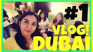 Impromptu Meet-Ups, Shopping Sprees, Ferry Rides & Much More | Dubai Vlog 1 | MostlySane