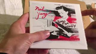UNBOXING Neil Young   Songs For Judy