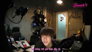 [JinahVN] [Vietsub] 150223 Jin's log