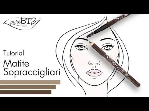 Tonos Lápiz Eye & Eye Brow: puroBIO cosmetics