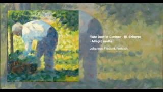 Flute Duet in C minor