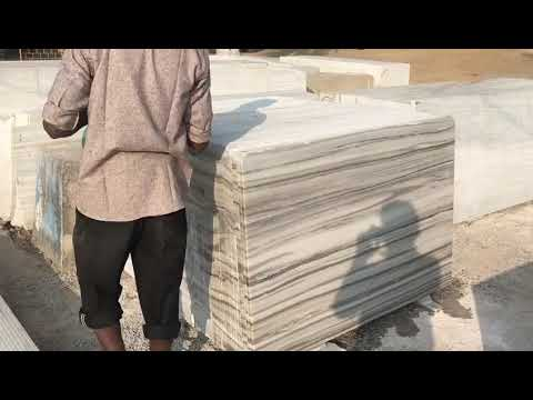 Pure White Marble