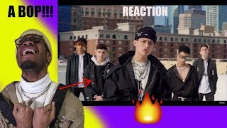 PRETTYMUCH   Blind (Official Video) *REACTION* 🔥🔥