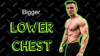 Intense Lower Chest Finisher Workout Routine | Anabolic Superset by Anabolic Aliens