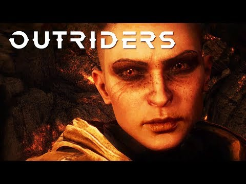 OUTRIDERS (PC) - Steam Key - EUROPE - 1