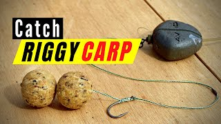 Carp Fishing Rigs: How To Tie The Best Running Rig Using Bottom Baits And Modified Inline Lead Setup