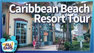 Disney Worlds Caribbean Beach Resort Might Just Win The Title Of BEST Moderate Resort!