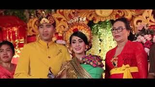 The Wedding Clip Teguh & Laksmi 23 Sept 2017 By Golden Studio Lombok