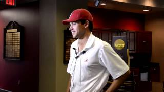 Alabama Golf Video - Alabama Golf Video - Cory Whitsett, May 29, 2014