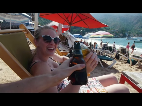 😍 Romantic Day in Yelapa! Only Accessible By Boat! – Travel Mexico couple vlog #289