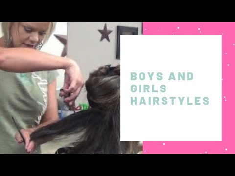 (How To Texturize Hair) Make Thick Hair Thin By Texturizing Hairstyles