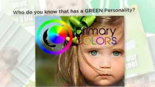 Green Personality Children