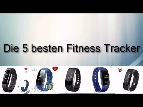 Die 5 besten Fitness Tracker mit Herzfrequenz Überwachung - Welches ist der beste FitnessTracker ?