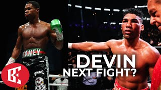 Devin Haney Trying to OUTDO Gervonta? Haney vs Gamboa Being Finalized