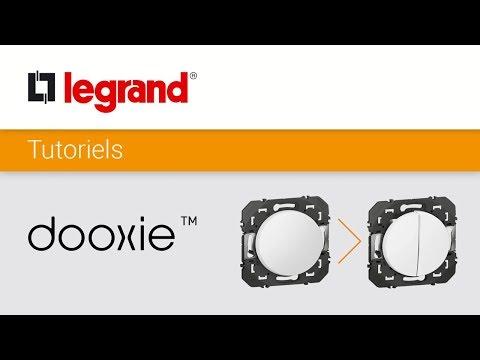 dooxie transformeur : 1 référence = 5 commandes d'éclairage