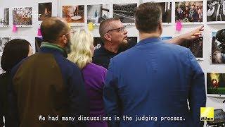 The judging process & winners!  Nikon Photo Contest 2016-17