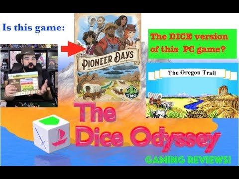 Review and rules overview by the Dice Odyssey!