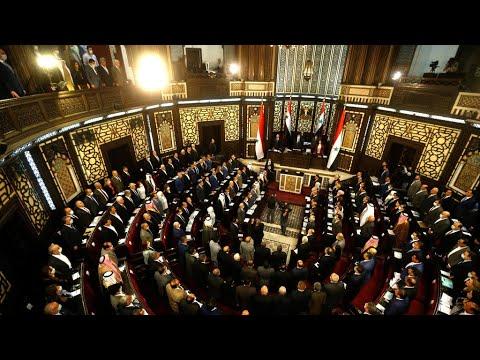 """مجلس الشعب السوري يحدد 26 مايو موعدا للانتخابات الرئاسية والمعارضة تصفها بـ""""المسرحية"""""""