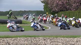 Dutch Supersport race Hengelo 2013