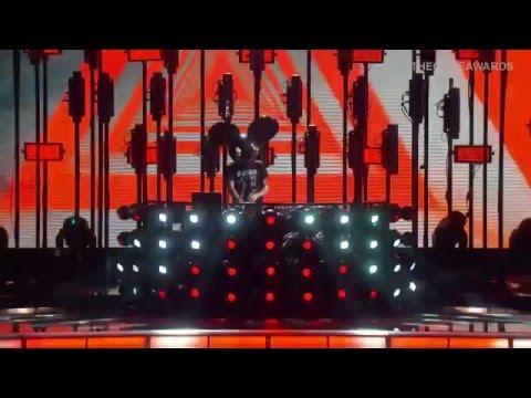 Deadmau5 Live @ The Game Awards 2015 [03.12.2015] (Full Set | HD 1080p)