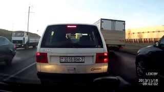 Аварии на дорогах . Самые крупные аварии