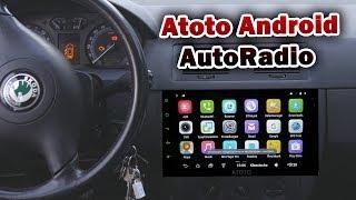 Atoto Android 6.0 Autoradio - Ausführliche Review -Timecodes in Videobeschreibung