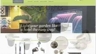 Lumenesk Garden Lighting