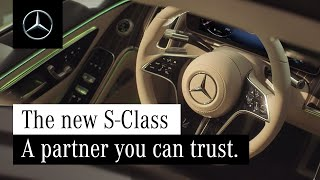 [오피셜] Cares for What Matters: The New S-Class.