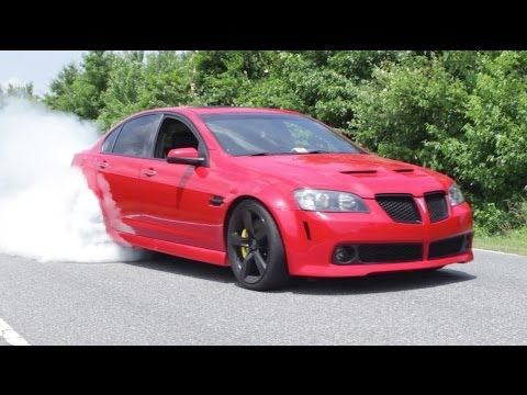 505 Hp All Motor G8 Pontiac Review