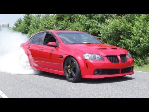 505 HP Pontiac G8 Video Review