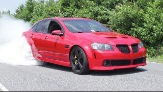 Pontiac G8 2008 - 2009