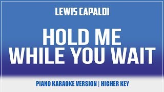hold me while you wait karaoke higher - TH-Clip