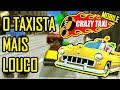 O Taxista Mais Louco Crazy Taxi Classic Testando Jogos