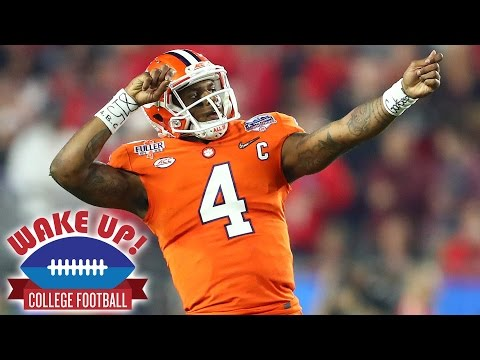 Wake Up, College Football: Alabama, Clemson dominate playoff
