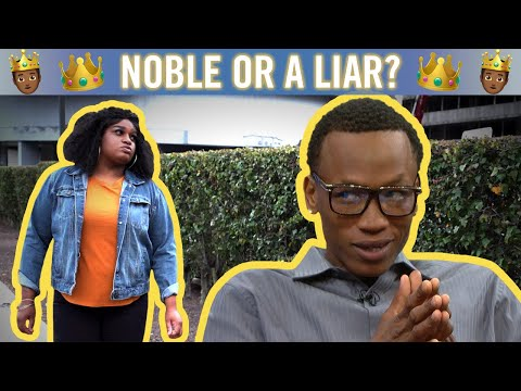 Is This Prince Truly Noble or Just a Liar? | Steve Wilkos