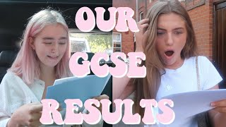 Opening Our GCSE Results 2019! LIVE REACTION