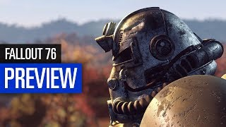 Fallout 76 PREVIEW | Hands-On-Eindrücke in der Vorschau